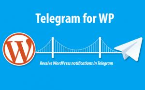 افزونه ارتباط بین تلگرام و وردپرس